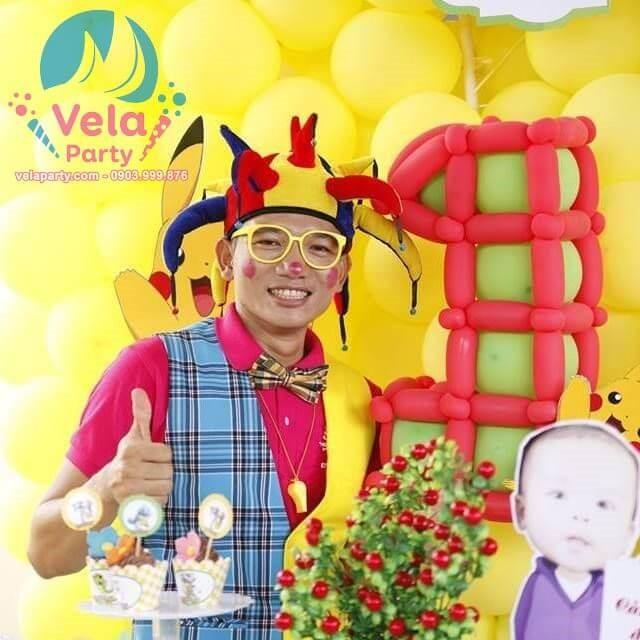Cao Nhu Thuy Vela Party