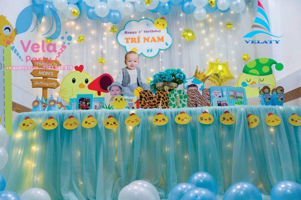 Bàn Tiệc Sinh Nhật 4