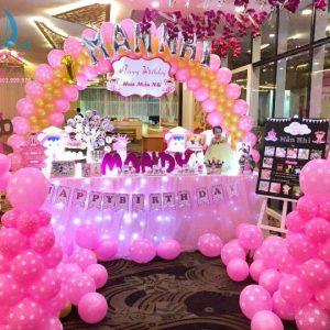 Bàn Tiệc Sinh Nhật 1