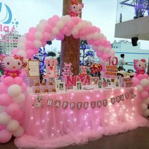 Bàn Tiệc Sinh Nhật 2