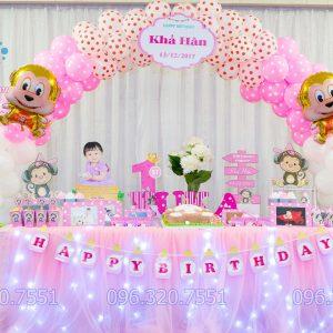 Bàn Tiệc Sinh Nhật 0