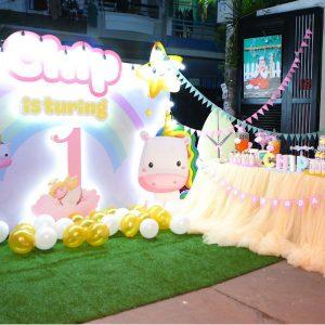 Bàn Tiệc Sinh Nhật 6